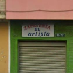 Zapatería El Artista en Bogotá