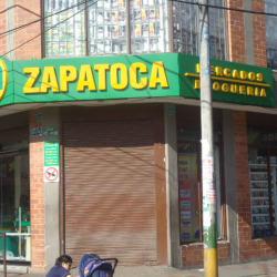 Zapatoca en Bogotá