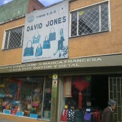 Yinhe S.A.S. David Jones en Bogotá