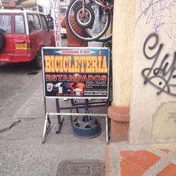 Bicicleterías Estampados en Bogotá