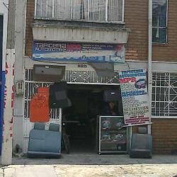 Tapicería Automotriz MPR en Bogotá
