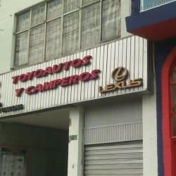 Toyoautos y Camperos en Bogotá