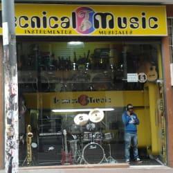 Tecnical Music en Bogotá