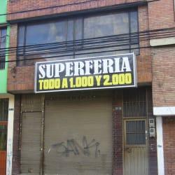 Superferia $1.000 Y $2.000 en Bogotá