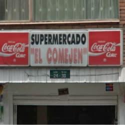 Supermercado El Comejen en Bogotá