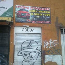 Stops D'Kaliche en Bogotá