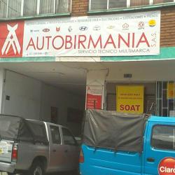 Autobirmania S.A.S en Bogotá