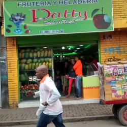 Frutería Y Heladería Patty Deleite Lo Natural en Bogotá