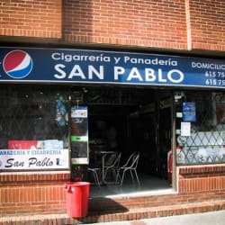 Cigarrería y Panadería San Pablo en Bogotá
