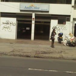 Andicolor en Bogotá