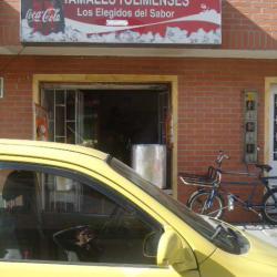 Tamales Tolimenses Los Elegidos del Sabor en Bogotá