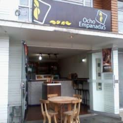 Comida Rápida Ocho Empanadas  en Bogotá