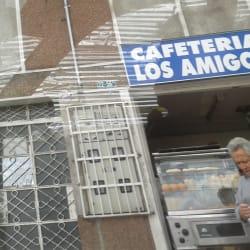 Cafetería Los Amigos en Bogotá