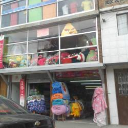 Texti Tex en Bogotá