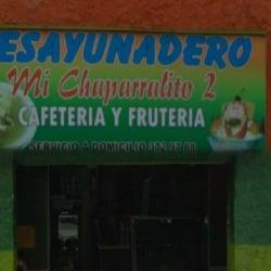 Desayunadero Mi Chaparralito 2 en Bogotá