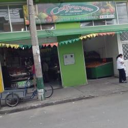 Colfruver  en Bogotá