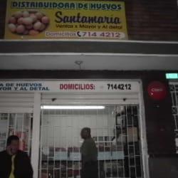 Distribuidora De Huevos Santa María  en Bogotá