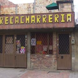 Ferrecacharrería en Bogotá