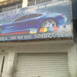 Autolujos Speed JM  en Bogotá