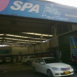 Spa Agua Blanca en Bogotá