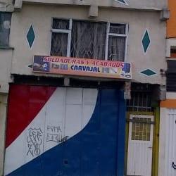 Soldaduras y Acabados Carvajal en Bogotá