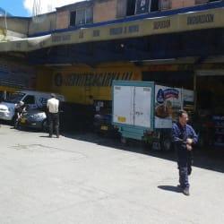 Serviteca Carvajal en Bogotá