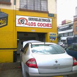 Servieléctricos Los Coches en Bogotá