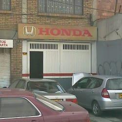 Servicio Honda en Bogotá
