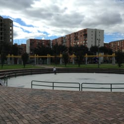 Skate Park Fiscalía en Bogotá