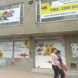 Centro de Enseñanza Automovilística ABC de Formación en Bogotá