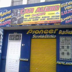 Car Audio Brayan en Bogotá