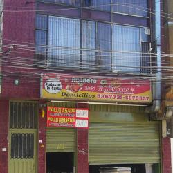 Asadero Los Almendros en Bogotá
