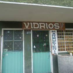 Vidrios Don Chefo en Bogotá