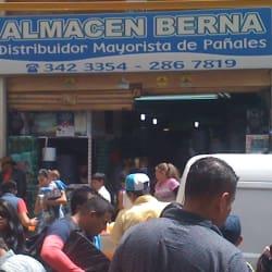 Almacén Berna en Bogotá