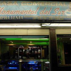 Casa Comercial Monumental Del Sur en Bogotá