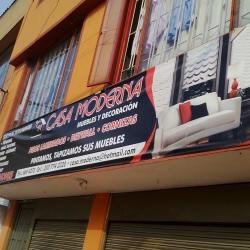 Casa Moderna Muebles y Decoración en Bogotá