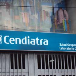 Cendiatra Salud Ocupacional en Bogotá