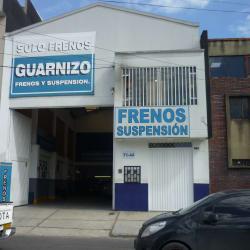 Solo Frenos Jairo Guarnizo y Compania Ltda  en Bogotá