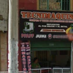 Tecnimáquinas en Bogotá