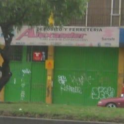 Depósitos y Ferretería en Bogotá