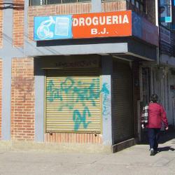 Droguería B.J.  en Bogotá