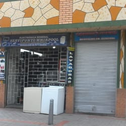 Servipunto Whirpool en Bogotá