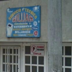 Servicio Técnico William en Bogotá