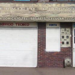 Servicio Digital Multimarcas en Bogotá