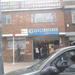 Electrofergo en Bogotá
