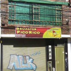 Broaster Pico Rico Din en Bogotá