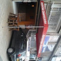 Arepitas Santafeleña en Bogotá