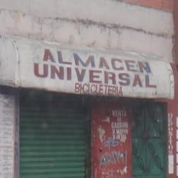 Almacén Universal Bicicletería en Bogotá