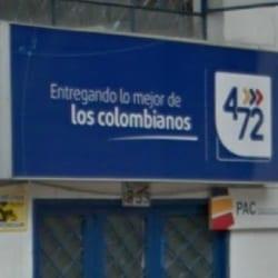 4-72 Restrepo en Bogotá