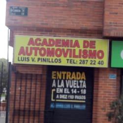 Academia de Automovilismo en Bogotá